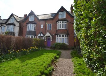 Thumbnail 5 bed semi-detached house for sale in Sandford Road, Moseley, Birmingham
