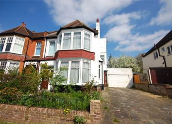 Thumbnail 4 bed property to rent in Dollis Park, Finchley, London