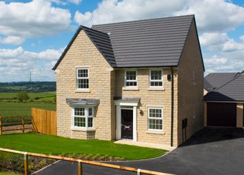 "Thumbnail 4 bed detached house for sale in ""Holden"" at Church Drive, Hoylandswaine, Sheffield"