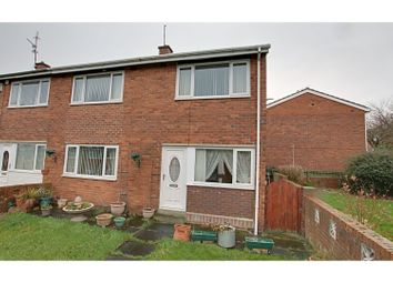 Thumbnail 3 bed end terrace house for sale in Creslow, Gateshead