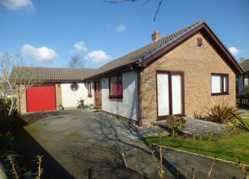 Thumbnail 3 bed bungalow for sale in Cae Lleiniau, Dwyran, Llanfairpwllgwyngyll, North Wales