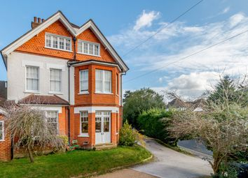 Thumbnail 1 bed flat for sale in Clandon Road, Guildford