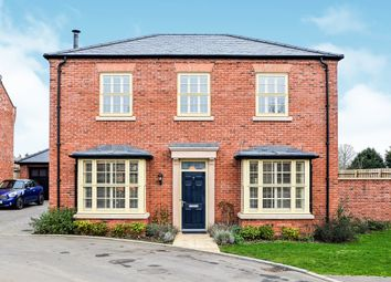 Thumbnail 5 bed detached house for sale in Warre Close, The Coton House Estate, Rugby