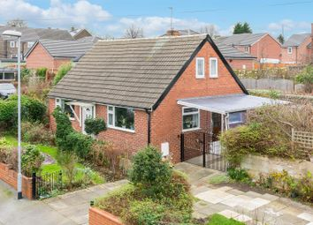 Thumbnail 2 bed detached bungalow for sale in Highfield Crescent, Woodlesford, Leeds