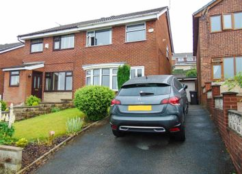 Thumbnail 3 bedroom semi-detached house to rent in Lynn Avenue, Talke, Stoke-On-Trent