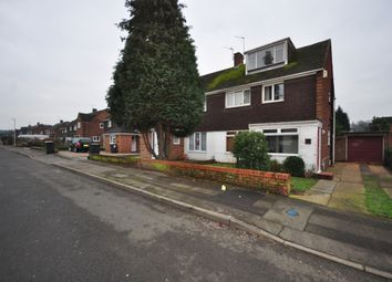 Thumbnail 4 bed semi-detached house to rent in The Avenue, Aylesford