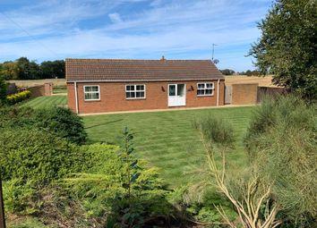 Thumbnail 4 bed detached bungalow for sale in Lutton Gowts, Lutton, Long Sutton, Spalding