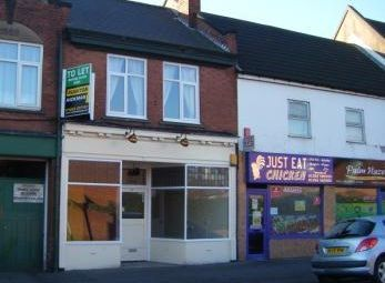 Thumbnail Retail premises to let in 68 New Street, Burton Upon Trent, Staffordshire