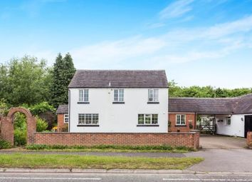 Thumbnail 6 bed detached house for sale in Derby Road, Etwall, Derby, Derbyshire