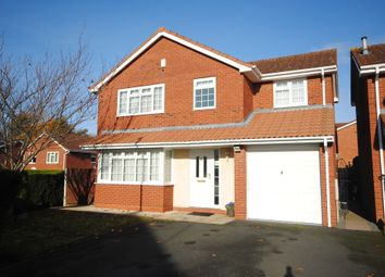 Thumbnail 4 bed detached house to rent in Osterley Grove, Muxton, Telford