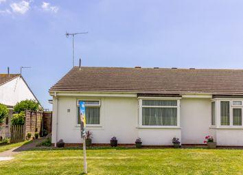 Thumbnail 2 bed semi-detached bungalow for sale in Seagate Walk, Littlehampton, West Sussex