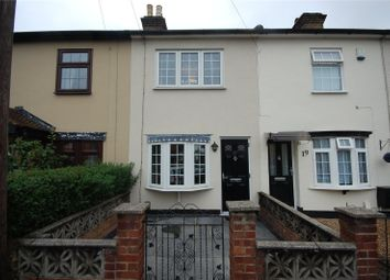 Thumbnail 2 bed property to rent in Shakespeare Road, Romford