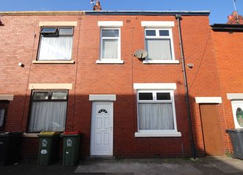 Thumbnail 3 bed terraced house for sale in Crompton Street, Preston