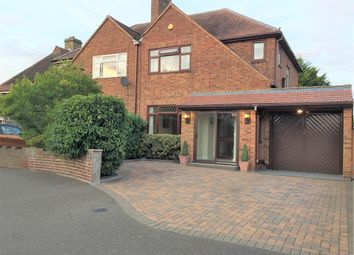 Thumbnail 3 bed semi-detached house for sale in St. Albans Avenue, Feltham