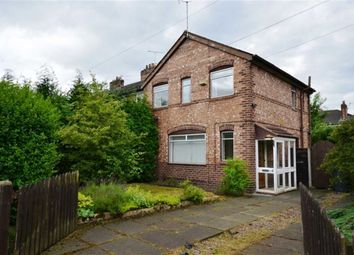 Thumbnail 3 bedroom terraced house to rent in Holmside Gardens, Burnage, Manchester