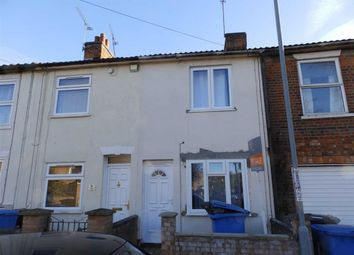 Thumbnail 2 bedroom terraced house for sale in Rendlesham Road, Ipswich, Suffolk