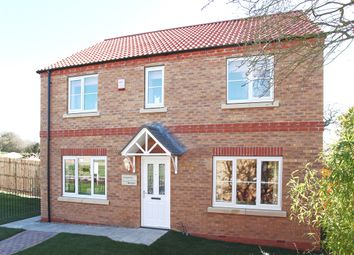 "Thumbnail 4 bed detached house for sale in ""The Chedworth"" at Low Street, Sherburn In Elmet, Leeds"