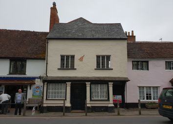 Thumbnail 2 bed property for sale in 10 High Street, Dunster, Minehead, Somerset