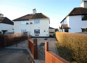 Thumbnail 2 bed semi-detached house for sale in Osmans Close, Chavey Down Road, Berkshire