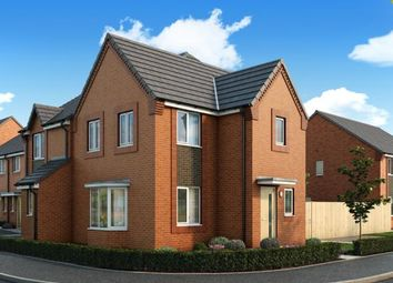 "Thumbnail 3 bed property for sale in ""The Sinderby At Mill Brow"" at Central Avenue, Speke, Liverpool"