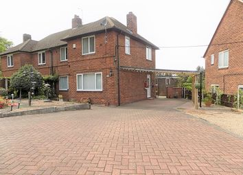 Thumbnail 3 bed semi-detached house to rent in Windmill Lane, Worksop, Nottinghamshire