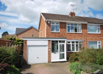 Thumbnail 3 bed property for sale in Buckingham Close, Wistaston, Crewe