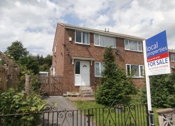 Thumbnail 3 bed semi-detached house for sale in Field Close, Heckmondwike
