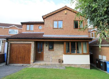 Thumbnail 4 bed detached house for sale in Merbeck Drive, High Green, Sheffield, South Yorkshire