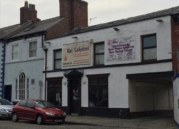 Thumbnail Restaurant/cafe to let in 40 Park Green, Macclesfield
