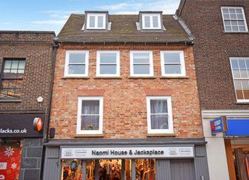 Weavers Walk, Northbrook Street, Newbury RG14. 1 bed flat for sale