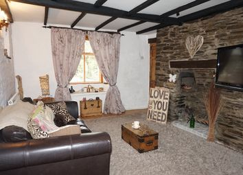 Thumbnail 2 bed end terrace house for sale in Five Lanes, Dobwalls, Liskeard