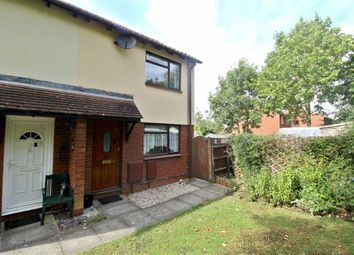 Thumbnail 1 bedroom end terrace house to rent in Challacombe, Furzton, Milton Keyens