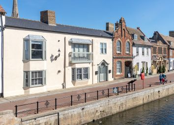 Thumbnail 3 bed flat to rent in The Quay, St. Ives, Huntingdon