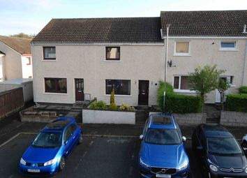 Thumbnail 2 bed terraced house for sale in Threewells Place, Forfar