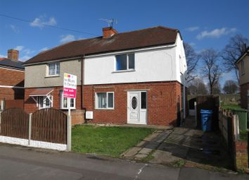Thumbnail 3 bed semi-detached house for sale in Hardwick Road East, Worksop
