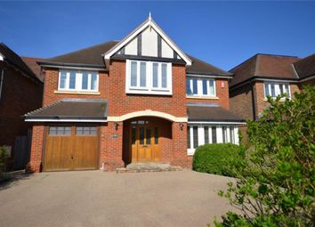 Thumbnail 5 bed detached house to rent in Castle Road, Weybridge, Surrey