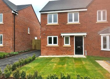 Thumbnail 3 bedroom semi-detached house for sale in Aintree Court, Castleford
