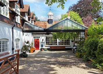 Thumbnail 5 bed mews house for sale in Downs Road, Epsom, Surrey