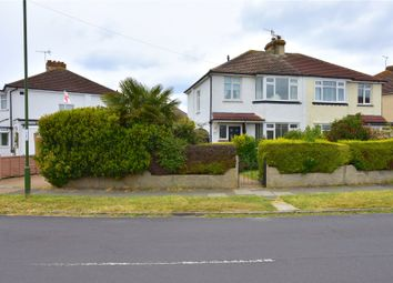 Thumbnail 3 bed semi-detached house for sale in North Farm Road, Lancing, West Sussex