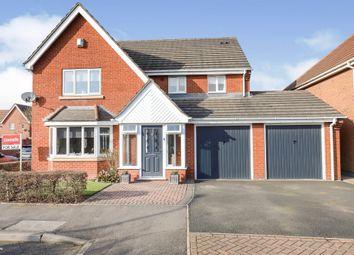 Rudd Gardens, Bentley Bridge Wednesfield, Wolverhampton WV10. 5 bed detached house for sale