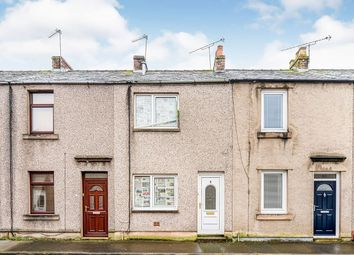 Thumbnail 2 bed terraced house to rent in Elizabeth Street, Maryport