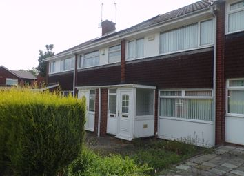 Thumbnail 3 bed terraced house for sale in Cosford Court, Newcastle Upon Tyne