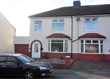 Thumbnail 3 bed semi-detached house for sale in Forest Road, Kingswood