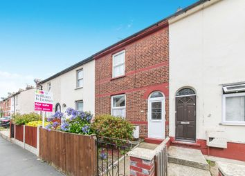 Thumbnail 1 bed terraced house for sale in Manor Road, Dovercourt, Harwich