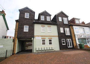 Thumbnail 1 bed flat to rent in High Road, Benfleet, Essex