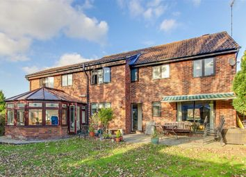 Thumbnail 5 bedroom detached house for sale in Furlong Way, Great Amwell, Hertfordshire