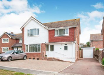 Thumbnail 3 bed detached house for sale in Kingsmead, Seaford