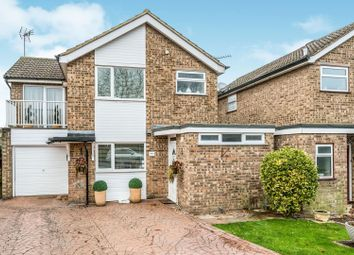 Thumbnail 3 bed detached house for sale in Conway Close, High Wycombe