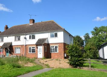 Thumbnail 3 bed semi-detached house for sale in Church End Road, Shenley Brook End, Milton Keynes