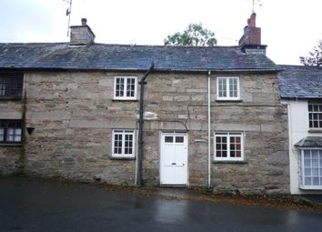 Thumbnail 2 bed cottage to rent in Altarnun, Launceston